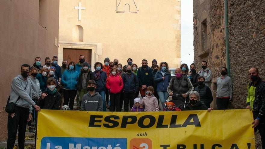L'Alt Empordà se suma a la Marató per la covid