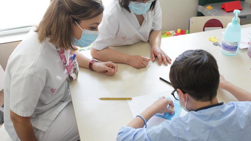 Profesionales de Salud Infantil estimularán a bebés ingresados