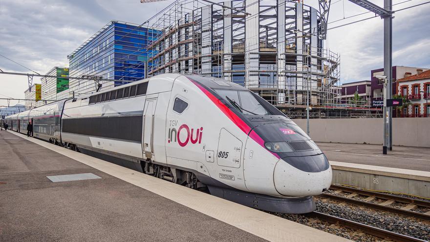 Zaragoza recuperará en abril la conexión en tren con el sur Francia