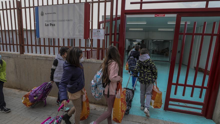 «Recta final» para los colegios de La Baia y La Paz