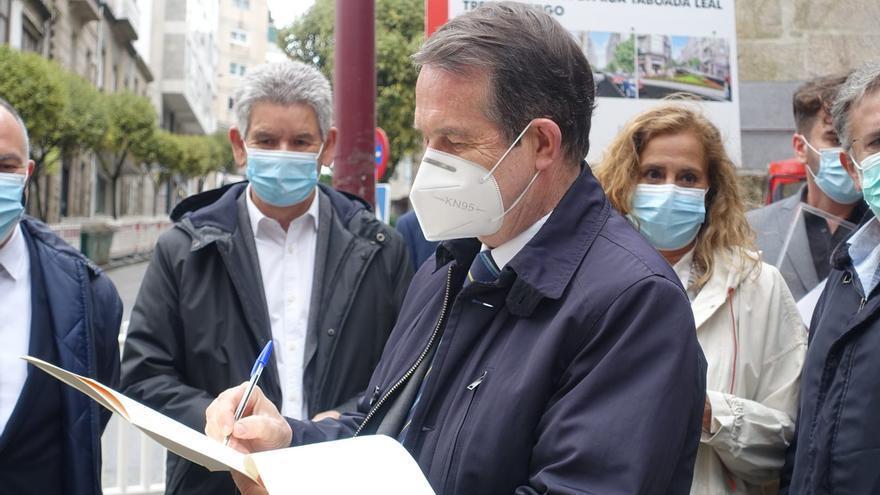 """Caballero: """"El Concello es la institución de Vigo que más empleo genera"""""""