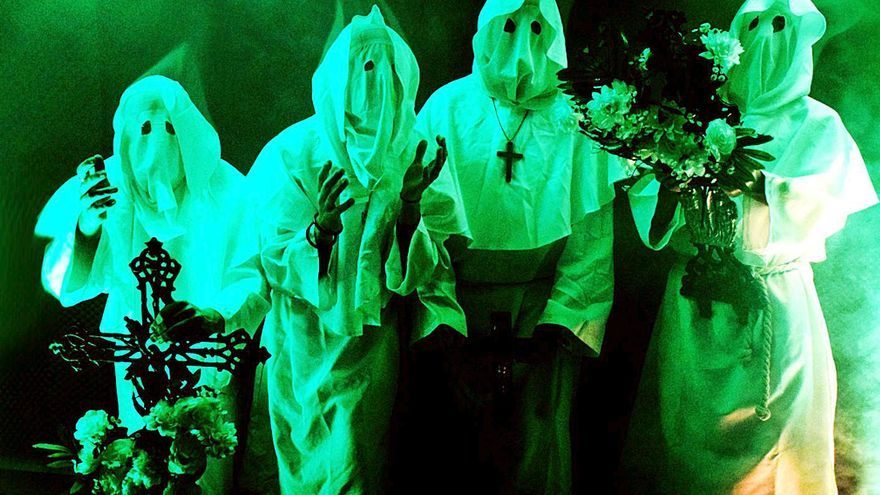Avilés programa el Sábado de Pasión un concierto de una banda conocida por usar iconografía religiosa