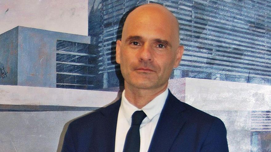 El neurólogo Pascual Sánchez Juan ha sido nombrado director científico de la Fundación CIEN.   INFORMACIÓN