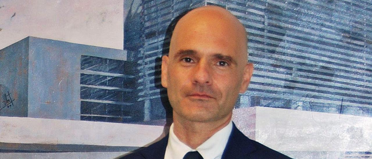 El neurólogo Pascual Sánchez Juan ha sido nombrado director científico de la Fundación CIEN. |