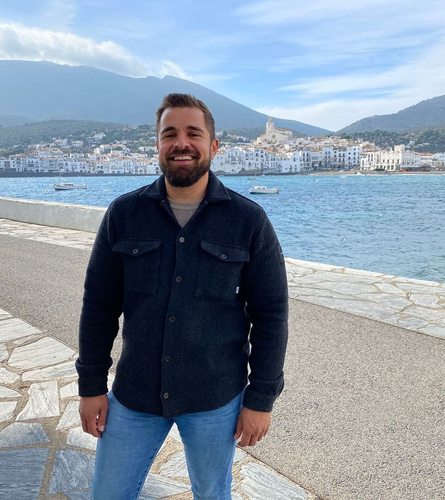 """Cristian Hornos, coctelero: """"La hostelería en España ha recibido las ayudas más precarias de Europa"""""""