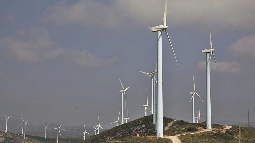 La producción eólica se desploma un 30 % y tensiona más la electricidad