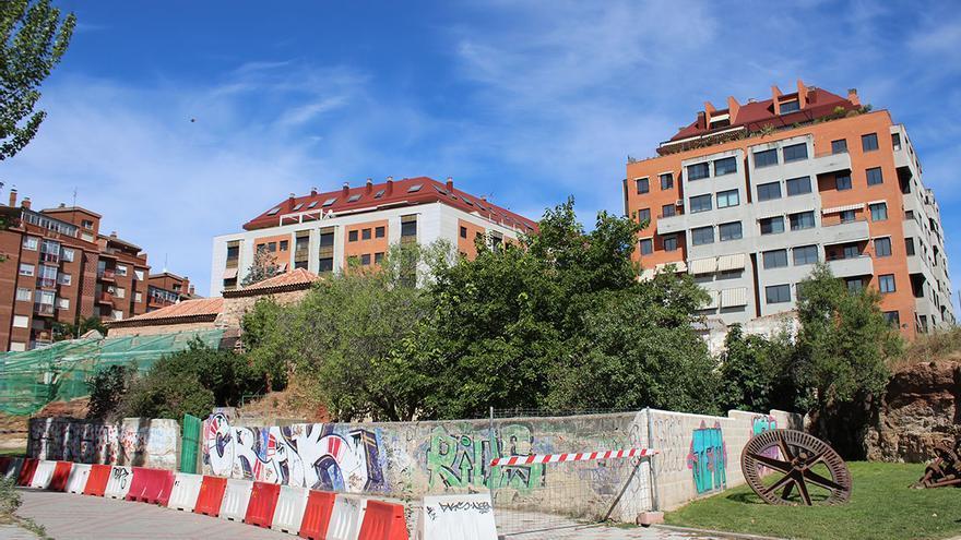 El terreno anexo a la ermita de la Peña de Francia de Zamora vuelve a ser de uso público
