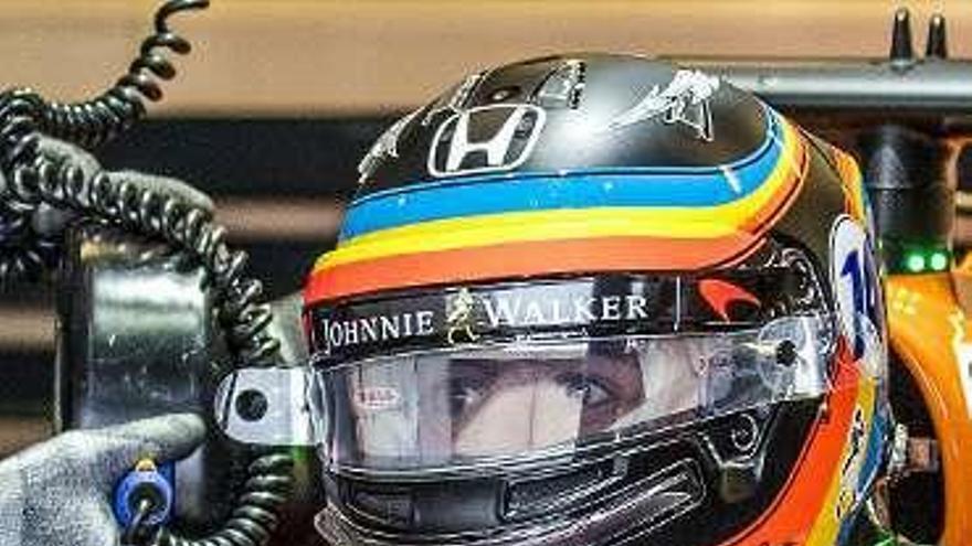 El récord negativo de Fernando Alonso