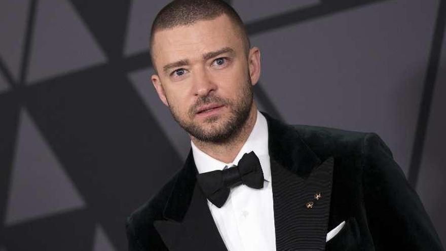 Justin Timberlake lanza nuevo disco