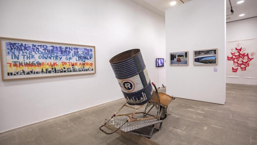'Circulació perifèrica', primera muestra artística del Consell tras el confinamiento