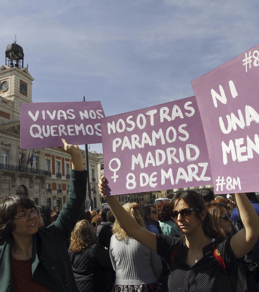 Violencia machista: 190 mujeres menores de 21 años están en riesgo de sufrir una agresión por su pareja