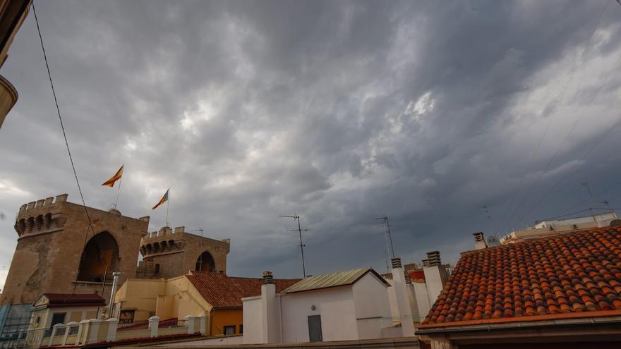 El tiempo en Fallas traerá lluvia en la plantà