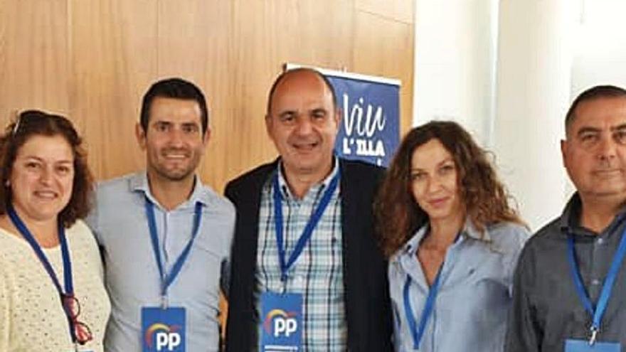 Eva Prats releva a Cardona y asume el área de  Hacienda en Sant Antoni