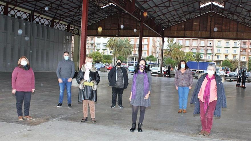 Echa a andar la nueva ejecutiva de Podem