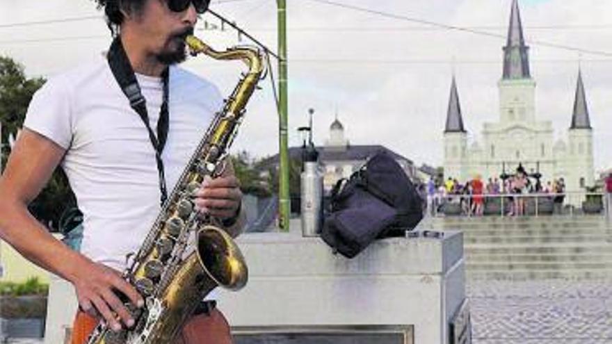 'Viajeros Cuatro' ofrece hoy un recorrido por la ruta del jazz en Nueva Orleans