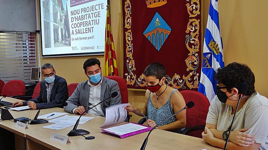 Sallent busca socis per crear el primer habitatge cooperatiu del municipi