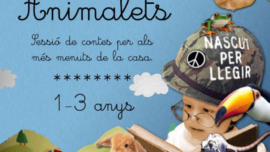 Animalets Biblionadons