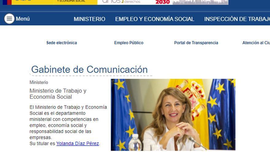 El Ministerio de Trabajo sufre un ciberataque