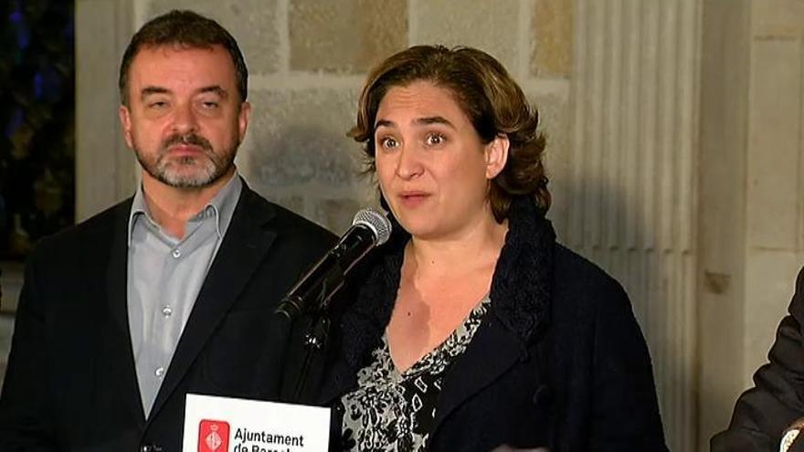 """Colau: """"Barcelona es antitaurina. Diga lo que diga el TC"""""""