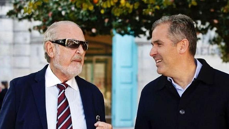 Fallece a los 77 años Javier Cobián Salgado, alcalde de 1991 a 1995 y artífice del campus