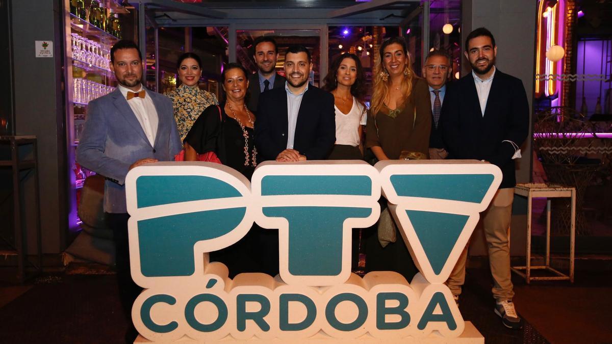 Presentación de la nueva temporada de PTV Córdoba.