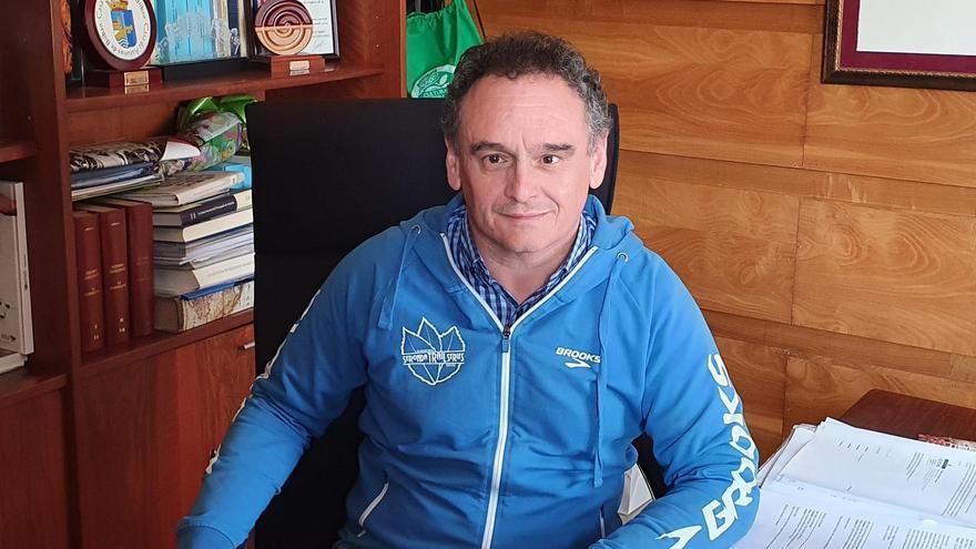 El Alcalde de Nava, positivo en covid-19