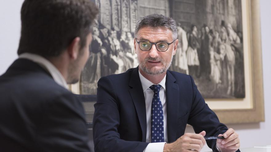 'El Derecho no debe ser ajeno al ciudadano, debe formar parte de él'