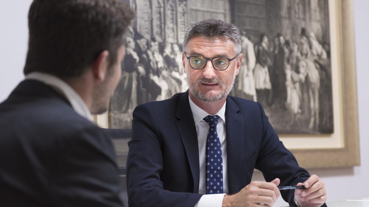 Ignacio Castillo, abogado y CEO de Castillo Castrillón Abogados.