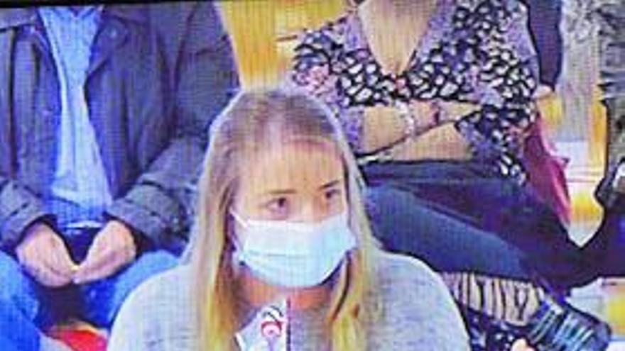 La Audiencia prorroga la prisión provisional para Maje y Salva