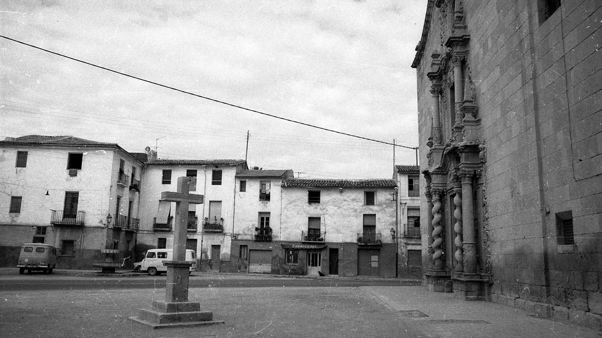 El Monasterio de la Santa Faz en una foto de archivo.