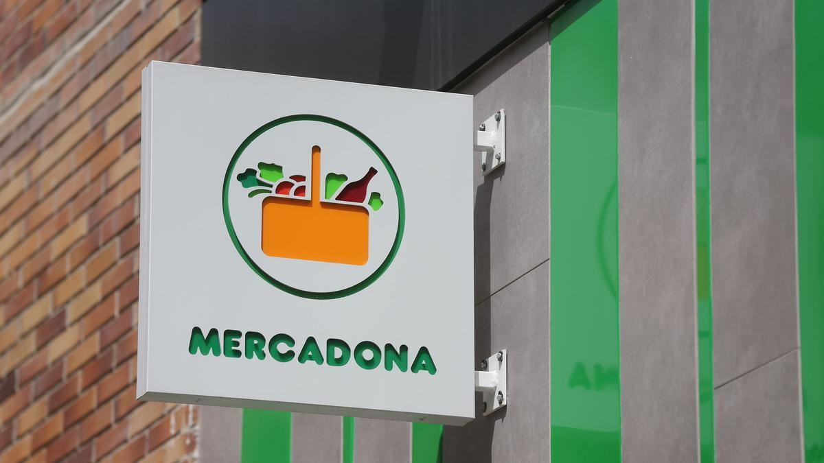 Logotipo de Mercadona.