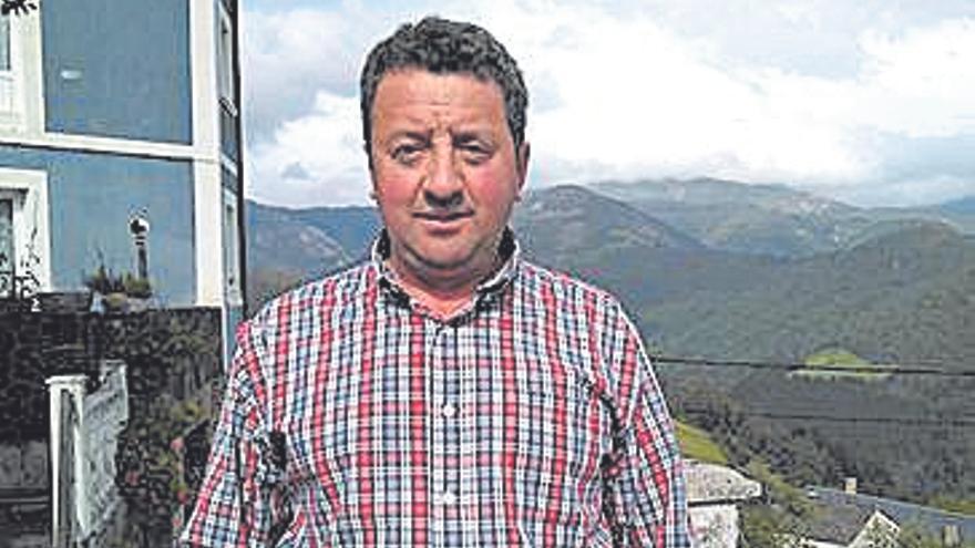 Fallece de un infarto, a los 53 años, el alcalde de Illano, Wenceslao González Rico