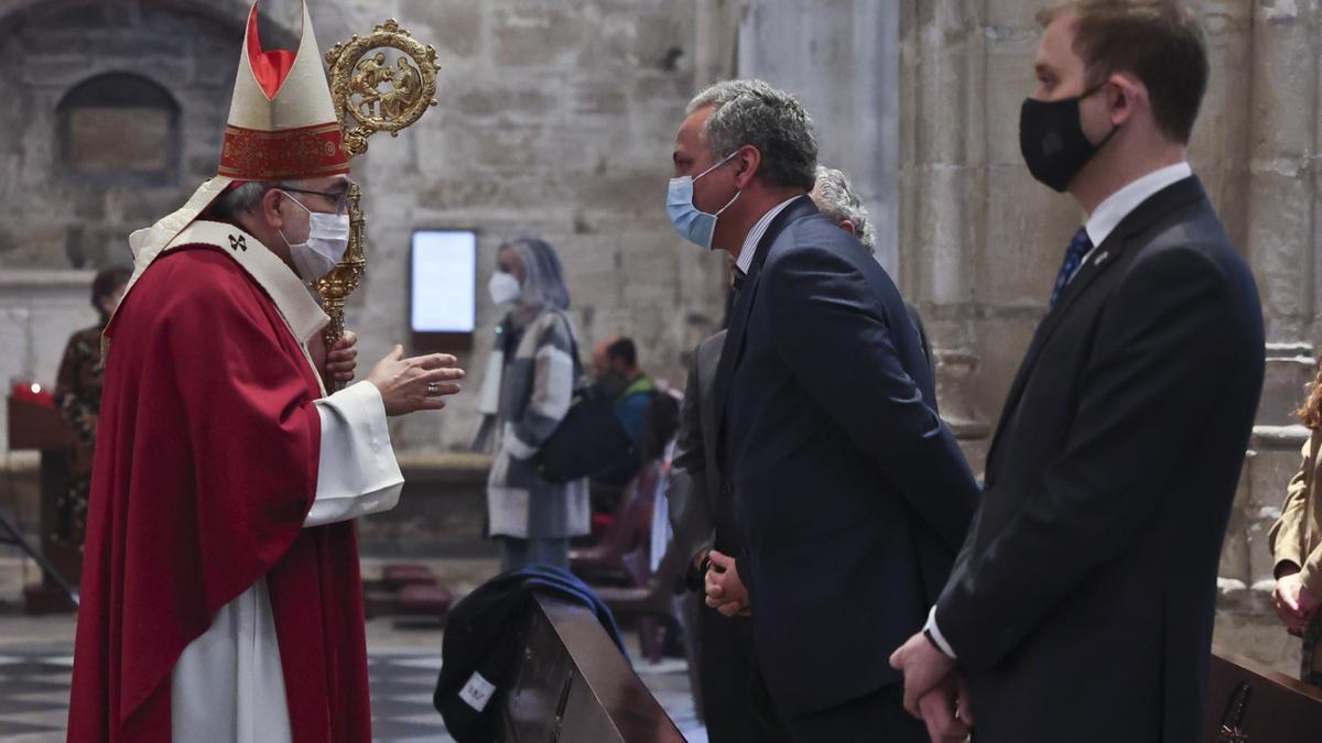 Día de Ramos en Oviedo