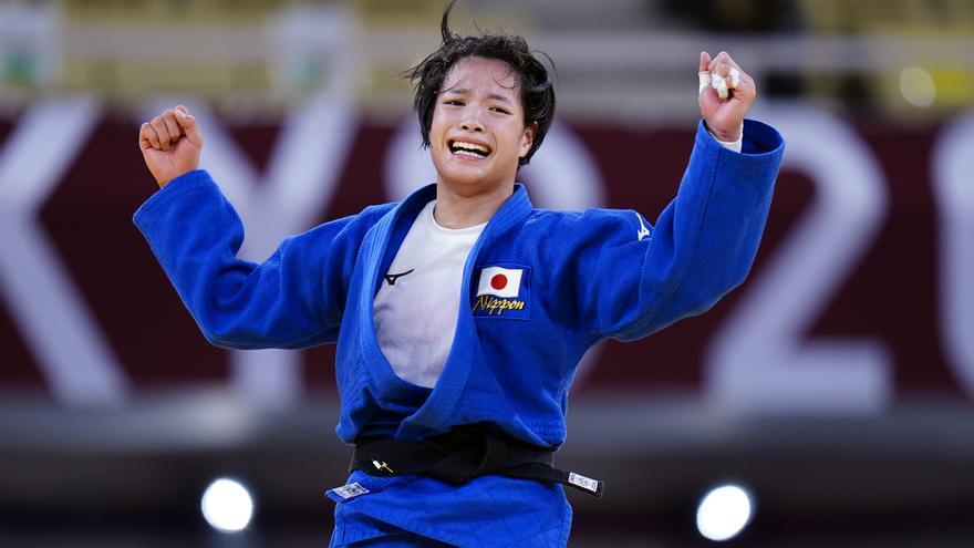 Los hermanos Abe hacen historia tras ganar el oro olímpico en judo el mismo día
