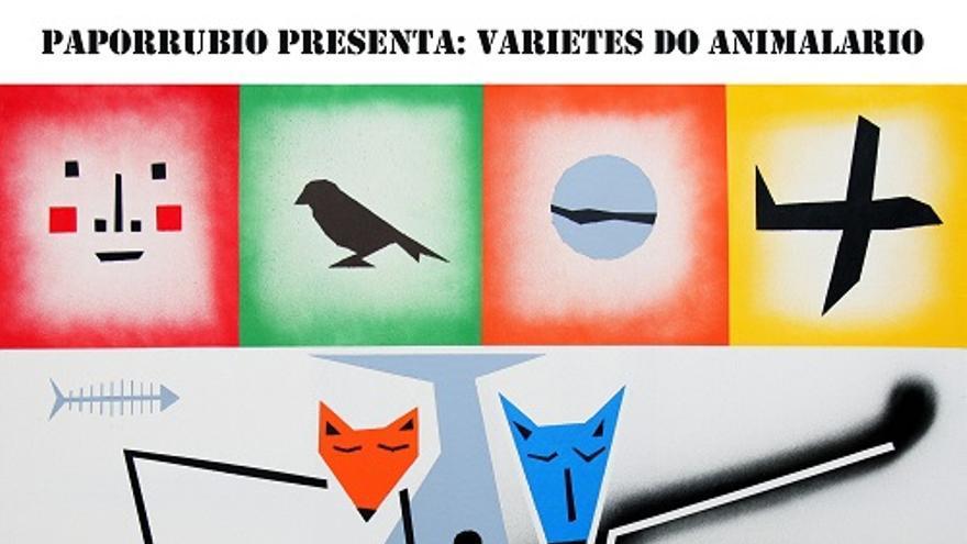 Paporrubio: Variedades del animalarium