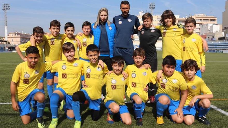 El Club Football Pro Burriana, en marxa NORMALITAT