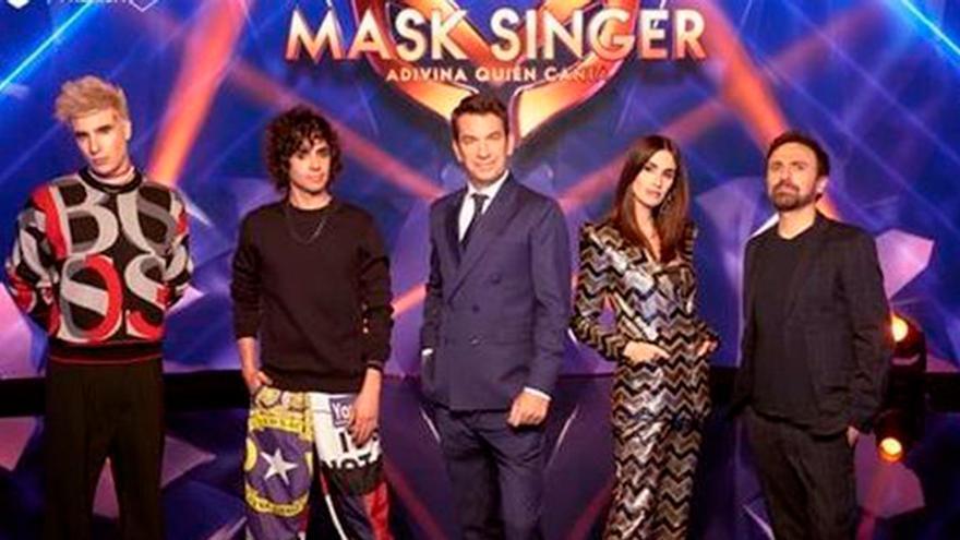 """Mask Singer deja boquiabierta a la audiencia con su último desenmascaramiento: """"¡Increíble!"""""""