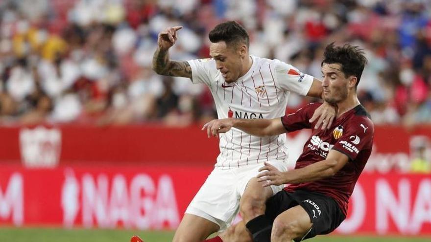 El Valencia se desvía de su objetivo defensivo