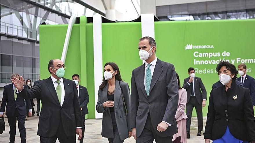 """Iberdrola pone en marcha un """"hub"""" de innovación para la transición verde"""