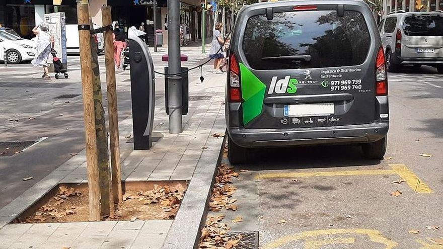 Ladestationen für Elektroautos auf Mallorca sind häufig defekt