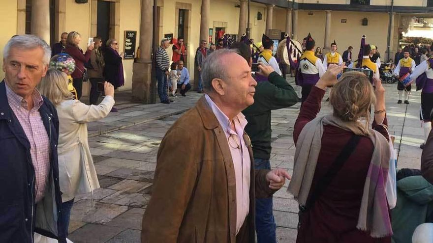 """El juez Castro, del """"caso Nóos"""", de puente en Asturias"""