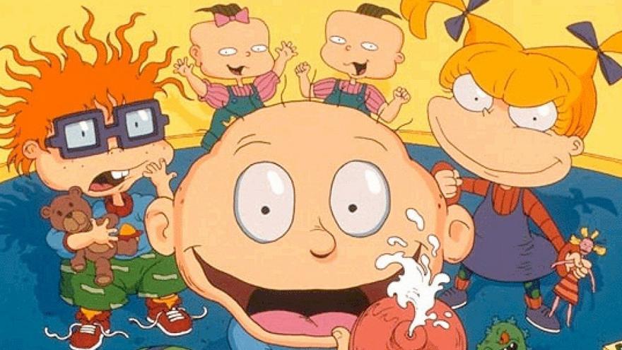 Los bebés de 'Rugrats' regresarán en formato 3D a Paramount+