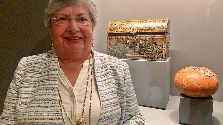 Una alcancía del lagunero Museo Cayetano Gómez viaja al Prado