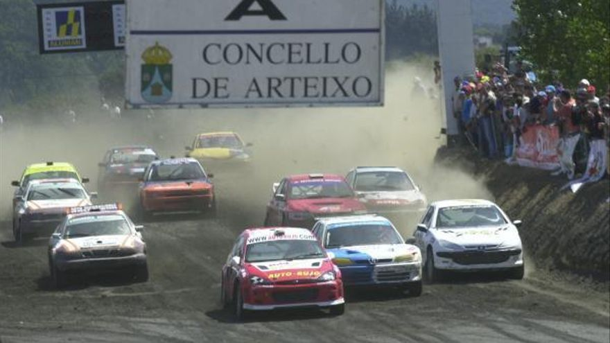 La Peña Autocross Arteixo anuncia que deja de usar el circuito de Morás