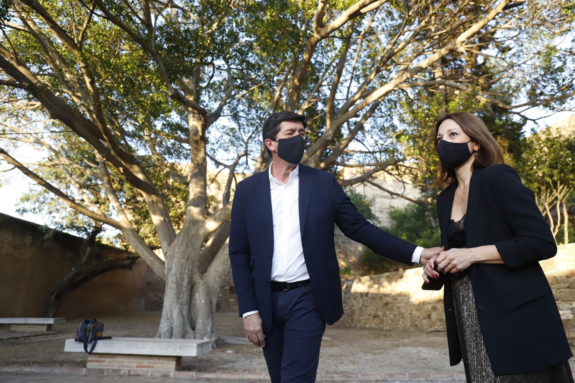 Andalucía presenta su nueva campaña turística con Antonio Banderas