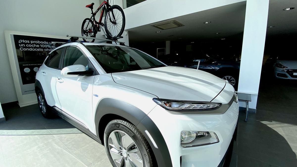 El nuevo Hyundai Kona cuenta con una amplia gama de modelos que incluye hasta una versión 100% eléctrica.