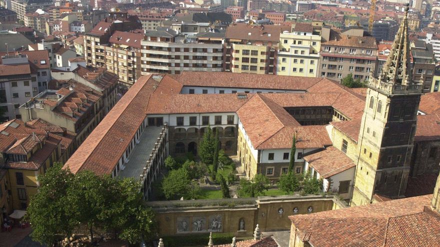 Oviedo Patrimonio: Monasterio de las Pelayas