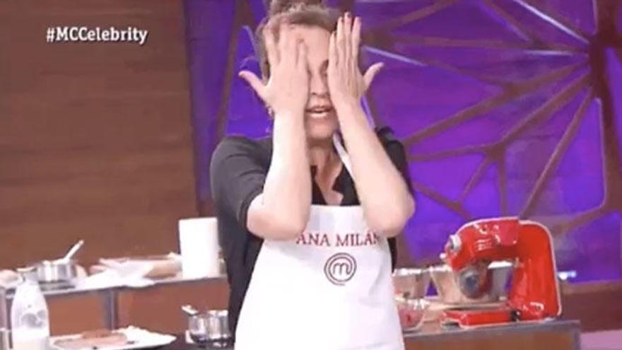 'MasterChef Celebrity 4': Vicky Martín Berrocal hace llorar a Ana Milán