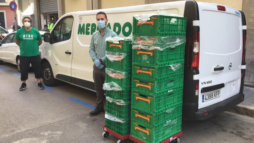 Mercadona donó más de 200 toneladas de alimentos y productos de primera necesidad a entidades y comedores sociales de Baleares en 2020