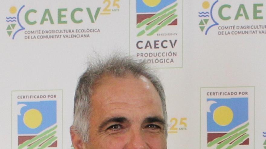 Rico se presenta a las elecciones del CAECV tras lograr el mayor crecimiento de la agricultura ecológica de la historia